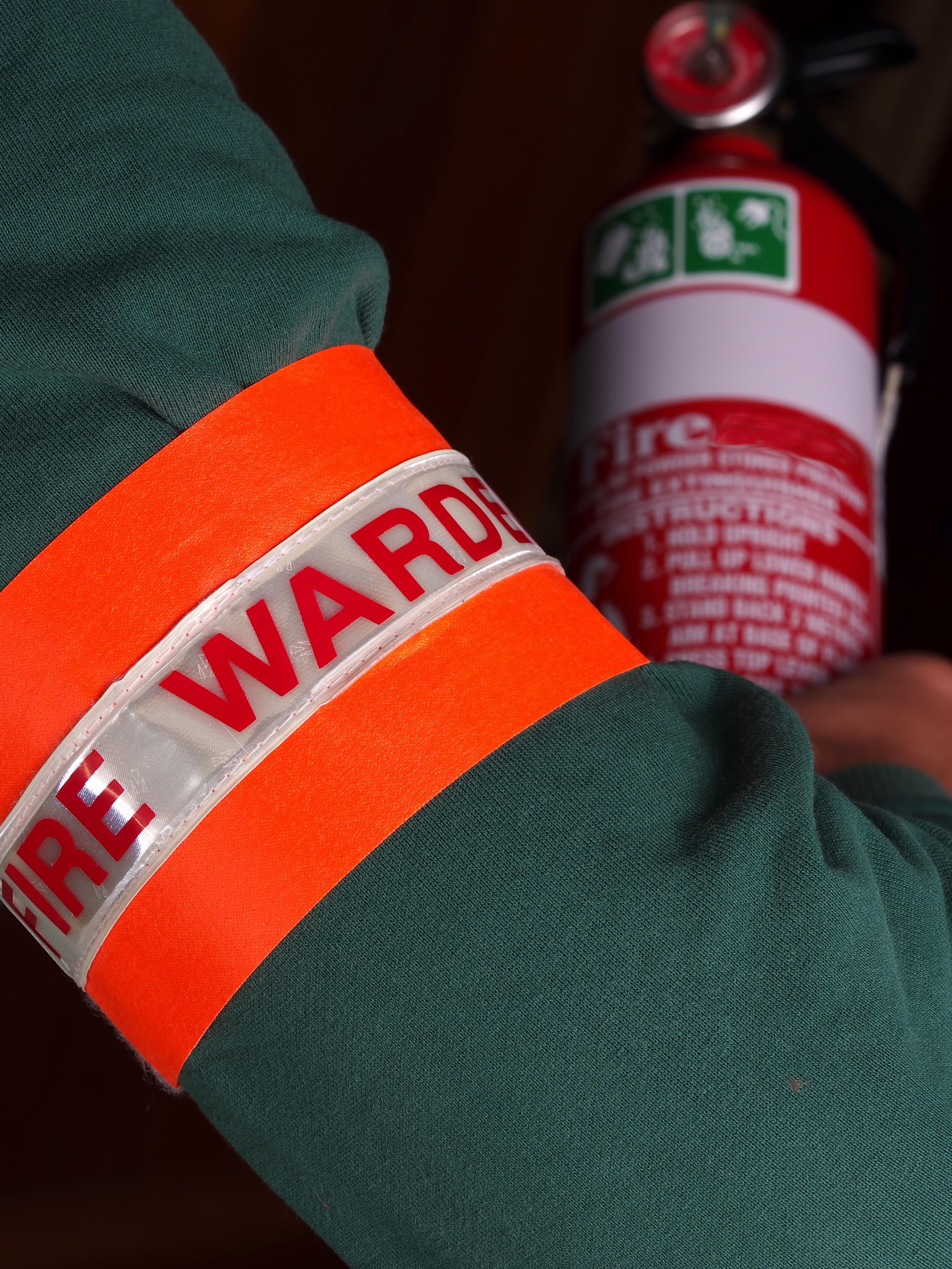advertise Fire warden training courses