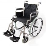 Wheelchair for use in an emergency