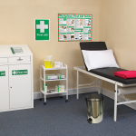 First Aid Room Furniture and Accessories