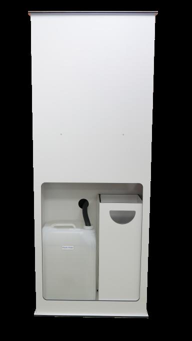 back image of H-wash 45