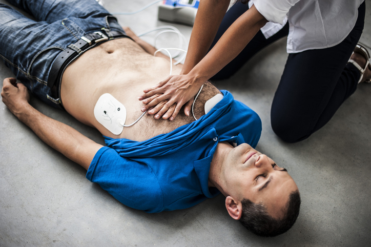 CPR and sudden cardiac arrest